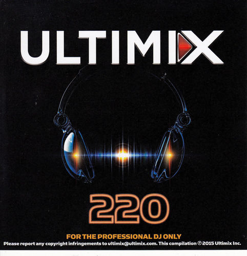 Ultimix 220 Vinyl