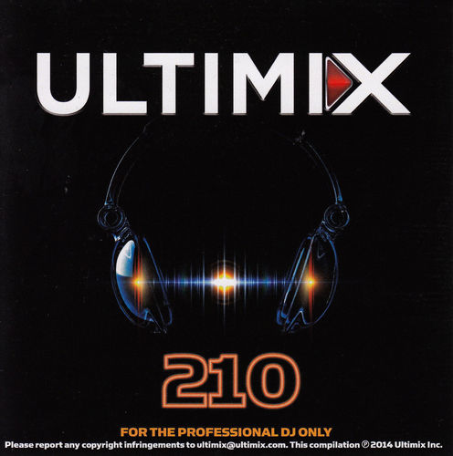 Ultimix 210 Vinyl (2 LP Set)