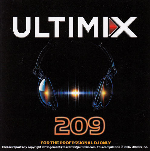 Ultimix 209 Vinyl