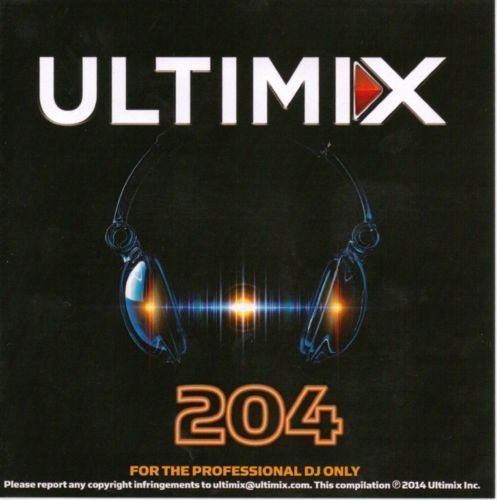 Ultimix 204 Vinyl