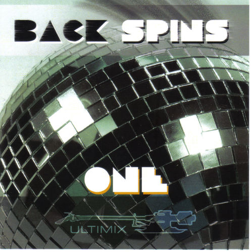 Back Spin Vol 1 CD