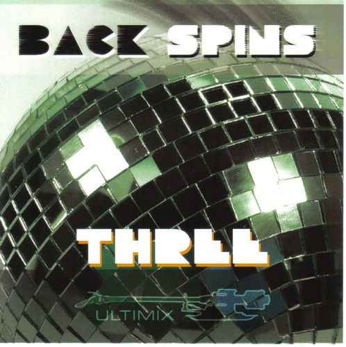 Back Spin Vol 3 CD