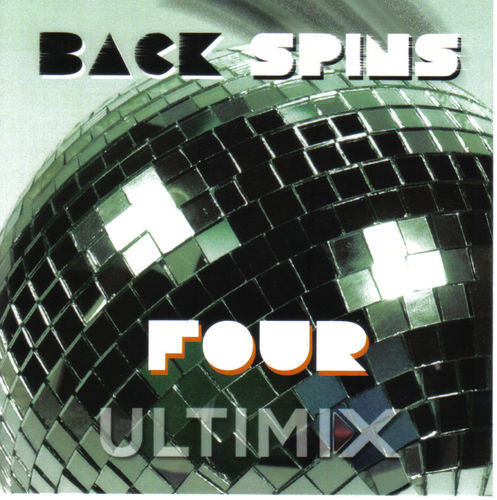 Back Spin Vol 4 CD