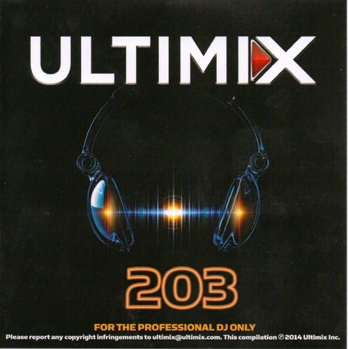 Ultimix 203 Vinyl