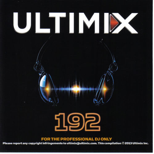 Ultimix 192 Vinyl