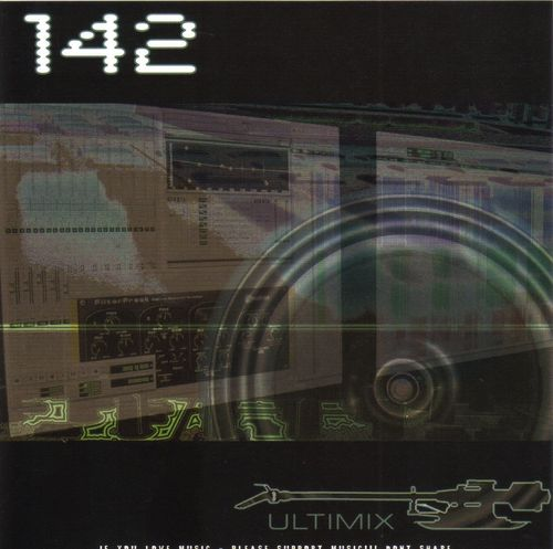 Ultimix 142 Vinyl