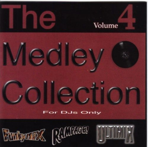 Ultimix MEDLEY COLLECTION VOL 4 Vinyl (5 LP SET)