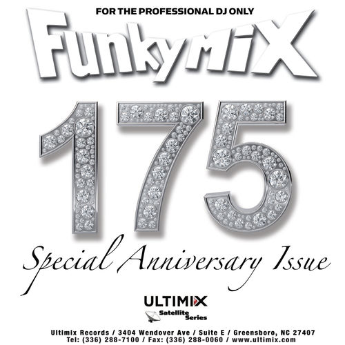 Funkymix 175 Vinyl (2 LP Set)