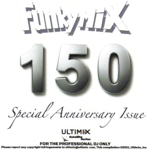 Funkymix 150 Vinyl (2 LP Set)