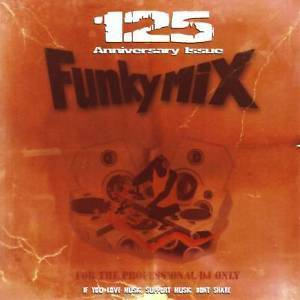 Funkymix 125 Vinyl (2 LP Set)