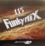 Funkymix 115 Vinyl (2 LP Set)