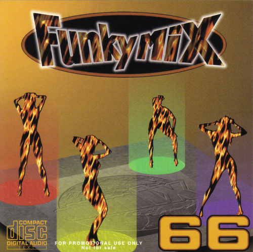 Funkymix 66 Vinyl (2 LP Set)
