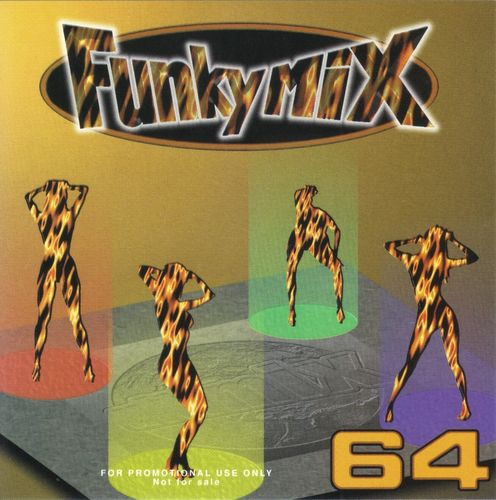 Funkymix 64 Vinyl (2 LP Set)