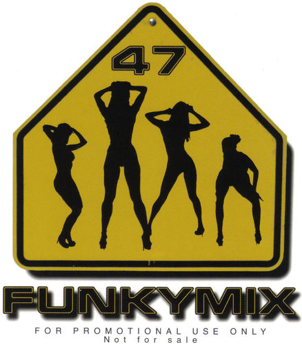Funkymix 47 Vinyl (2 LP Set)
