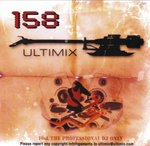 Ultimix 158 Vinyl (2 LP Set)