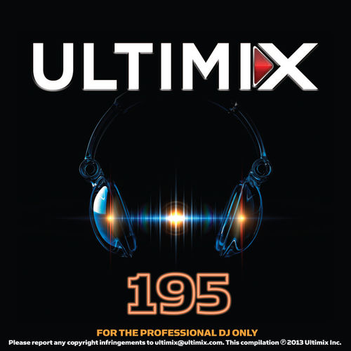 Ultimix 195 Vinyl (2 LP Set)