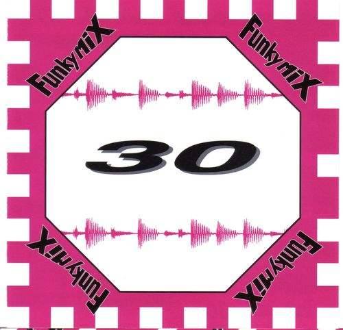 Funkymix 30 Vinyl (3 LP Set)