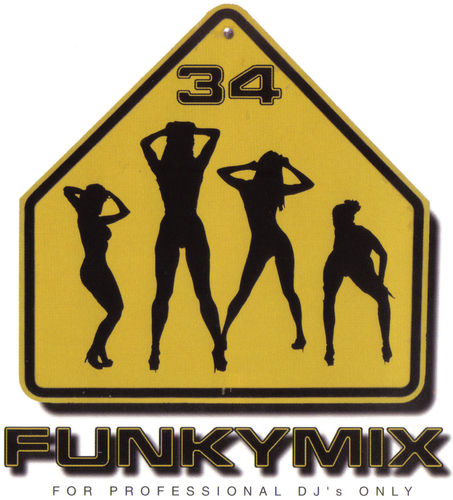 Funkymix 34 Vinyl (2 LP Set)