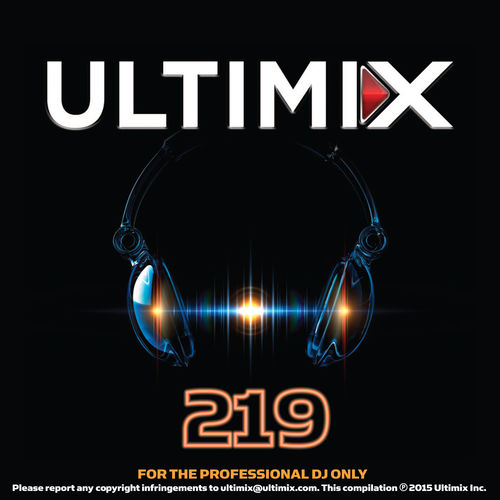 Ultimix 219 Vinyl
