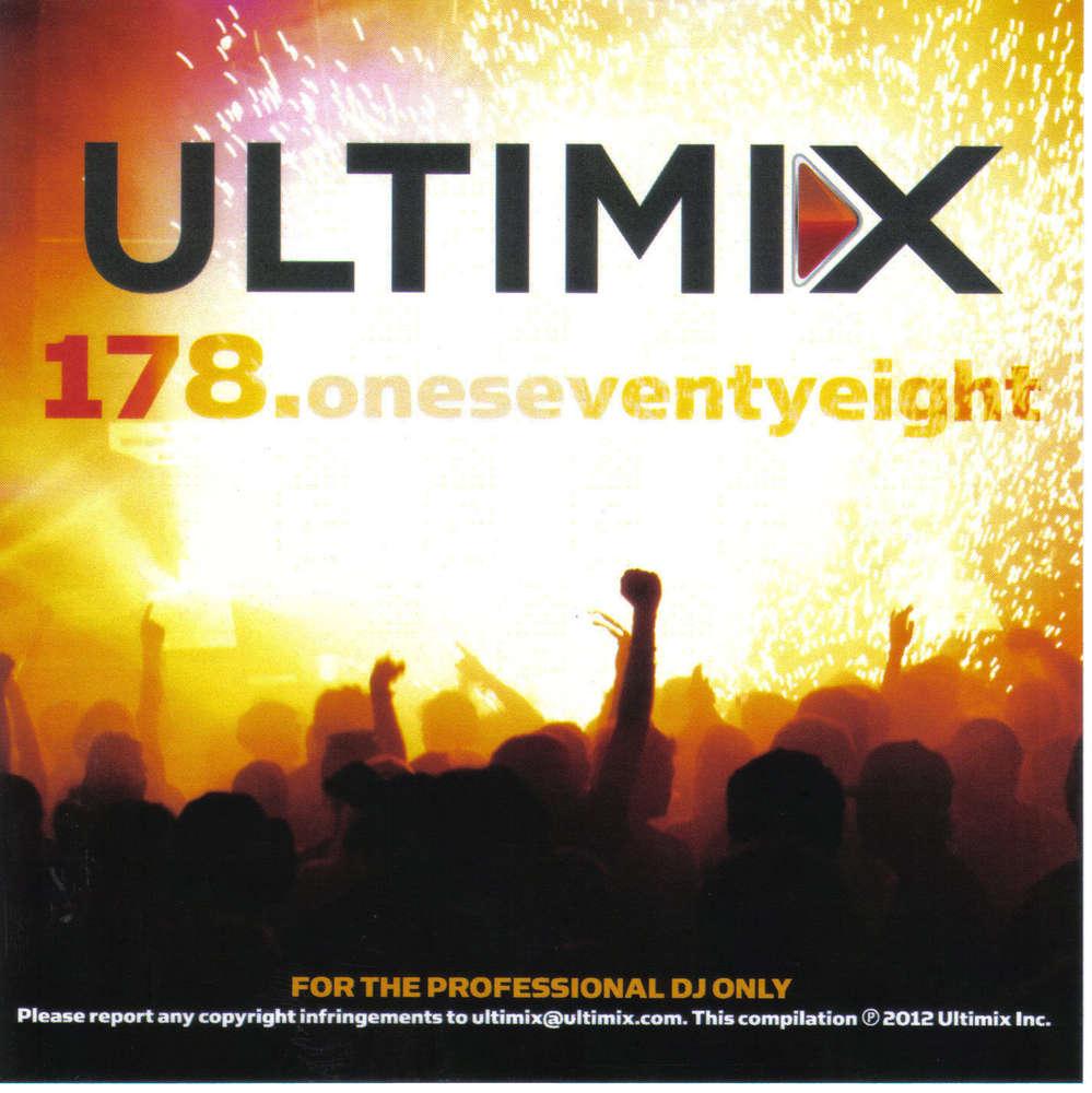 Ultimix 178 Vinyl