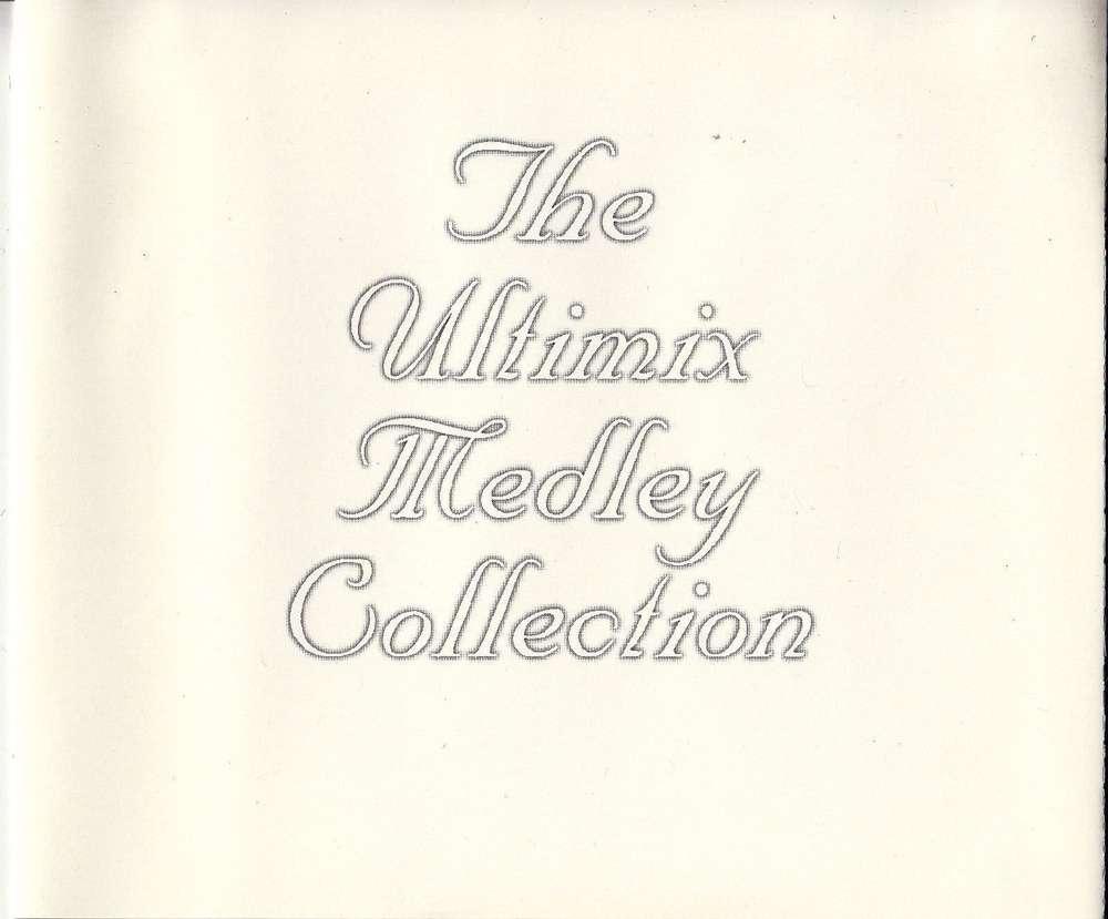 Ultimix MEDLEY COLLECTION VOL 1 Vinyl (5 LP SET)