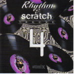 Ultimix Rhythm & Scratch Vol 4 Vinyl