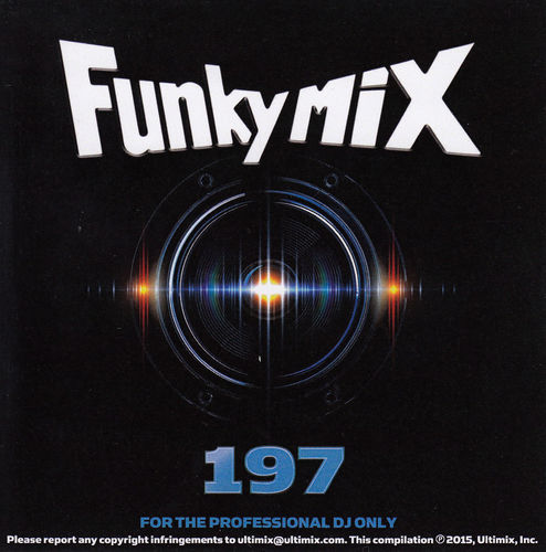 Funkymix 197 Vinyl (2 LP Set)