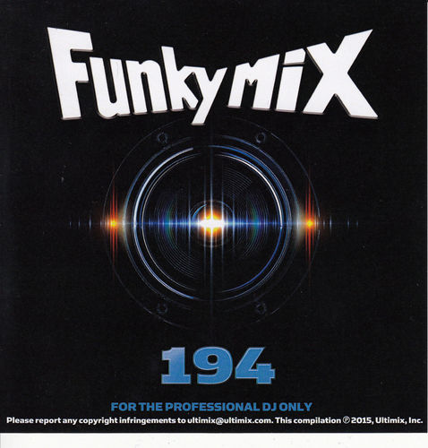 Funkymix 194 Vinyl (2 LP Set)