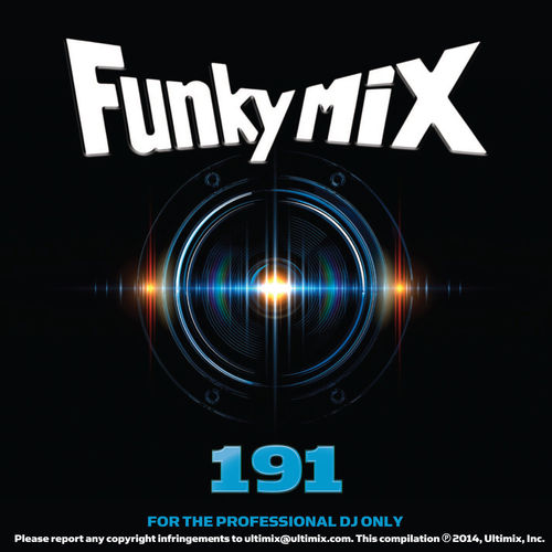 Funkymix 191 Vinyl (2 LP Set)