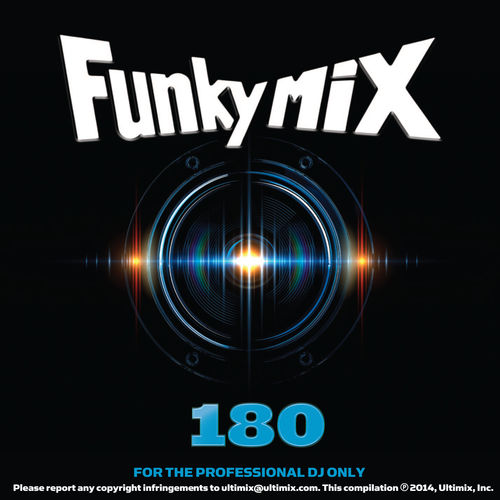 Funkymix 180 Vinyl (2 LP Set)