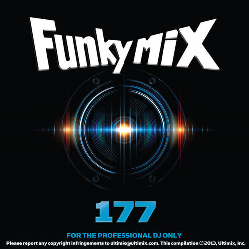 Funkymix 177 Vinyl (2 LP Set)