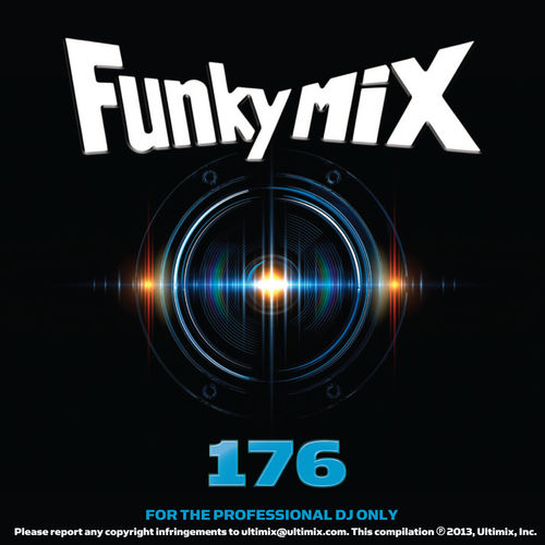 Funkymix 176 Vinyl (2 LP Set)