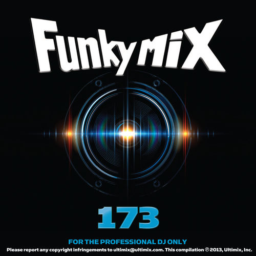 Funkymix 173 Vinyl (2 LP Set)
