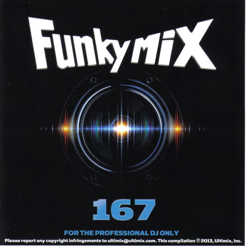 Funkymix 167 Vinyl (2 LP Set)
