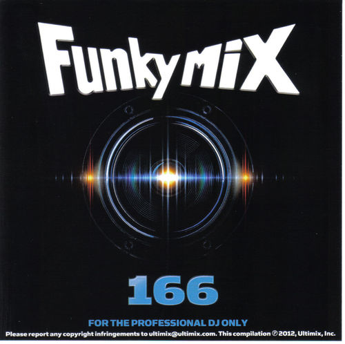 Funkymix 166 Vinyl (2 LP Set)