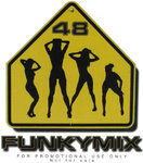 Funkymix 48 Vinyl (2 LP Set)