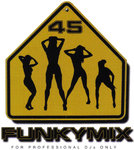 Funkymix 45 Vinyl (2 LP Set)