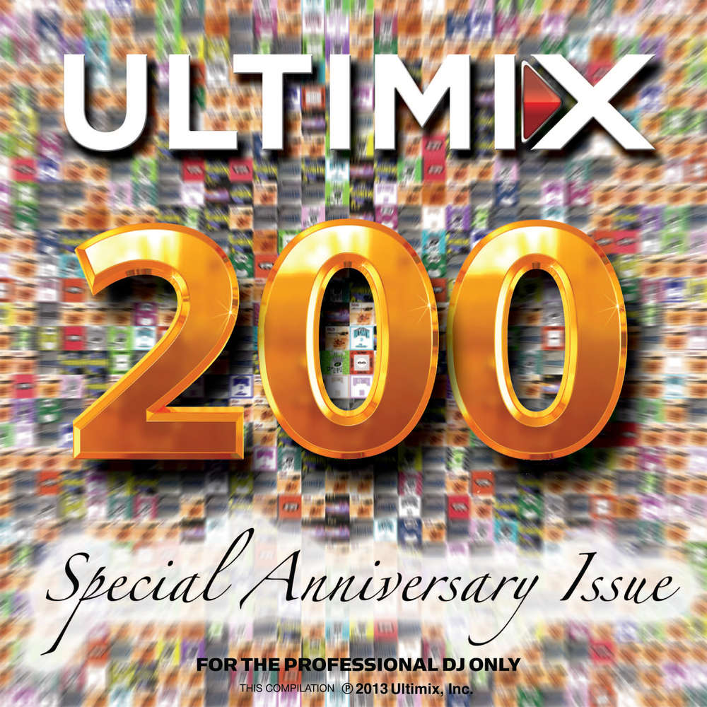 Ultimix 200 Vinyl