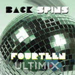 Back Spins 14 CD