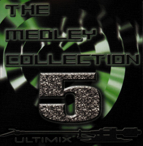 Ultimix MEDLEY COLLECTION VOL 5 CD (2 CD SET)