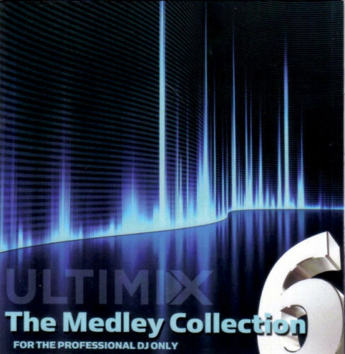 Ultimix MEDLEY COLLECTION VOL 6 CD (2 CD SET)