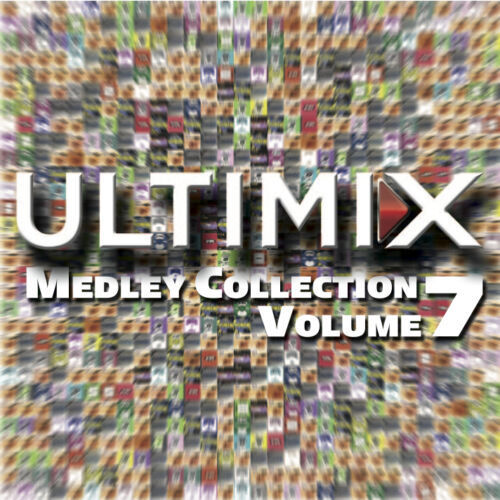 Ultimix MEDLEY COLLECTION VOL 7 CD (2 CD SET)